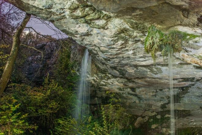 Cascada de Igoroin