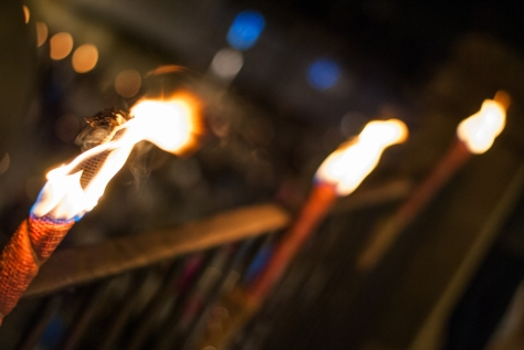 Noche velas II