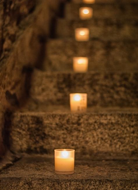 Noche velas III
