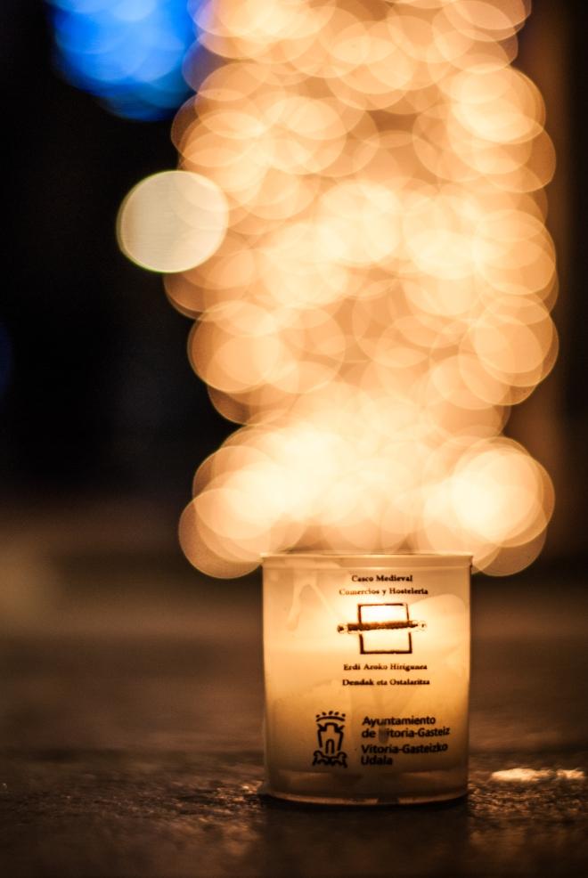 Noche velas I
